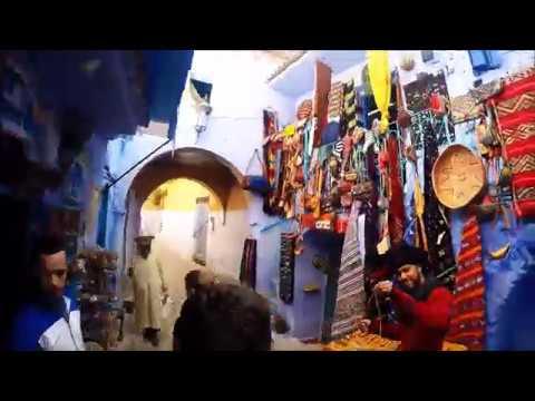 Chefchaouen recap | Morocco trip 2017