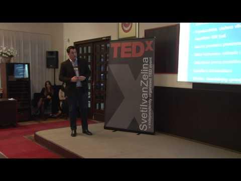 Welcome to Croatia - kako ulagati u Hrvatsku?: Filip Curko at TEDxSvetiIvanZelina