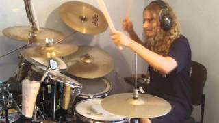 DevilDriver - Shudder - bonus track - Drum cover by Bobnar Simon