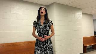 Musical Theatre Reel: Christina DeMaio