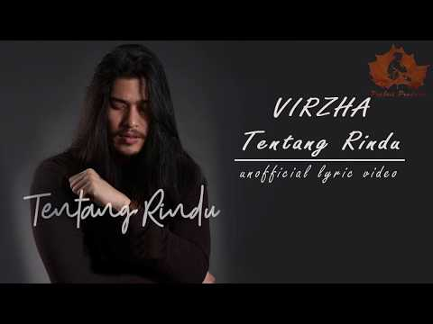 Virzha - Tentang Rindu (unofficial lyric)