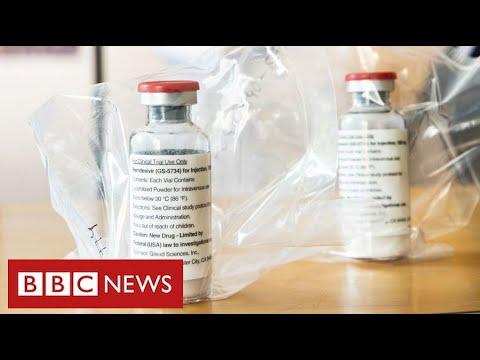 US buys most supplies of key coronavirus drug - BBC News