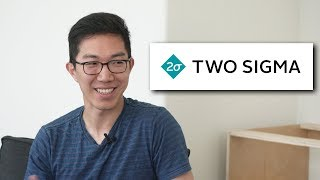 Interview with a Quant from Two Sigma (My brother)
