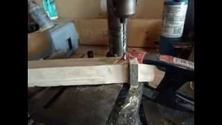 How to Make a Tie Out of Recycled Pallet Wood
