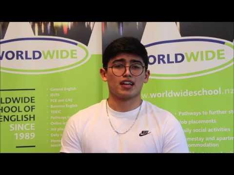 Colombian Testimonial (English)   Worldwide School Of English