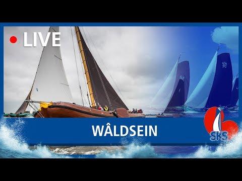 SKS Skûtsjesilen 2018 - Wâldsein II
