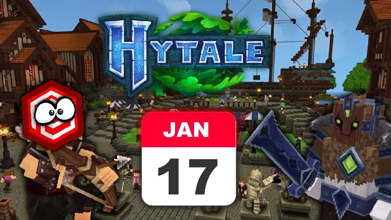RELEASE DATE? HYTALE NEW FAQ! - HYTALE NEWS!