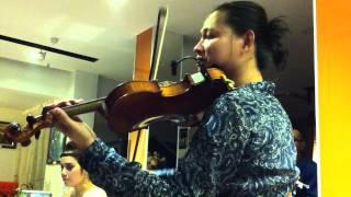 Đưa cơm cho mẹ đi cày - Nghệ sĩ Violin Anh Tú