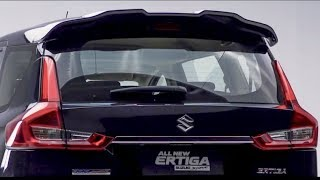 2019 Ertiga Facelift And Exterior Design With Specifications || Overview Latest