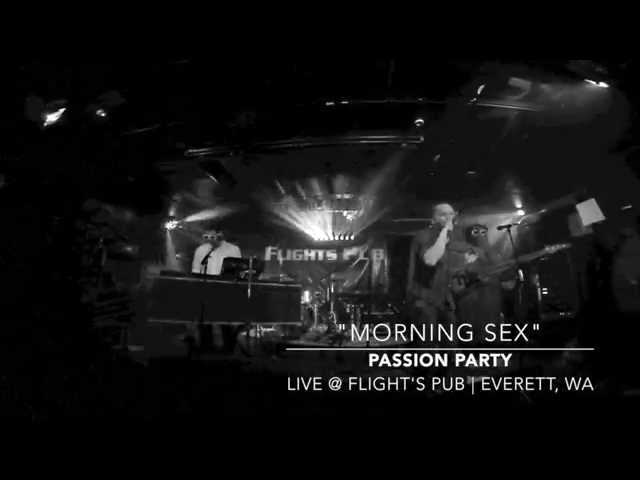 "PASSION PARTY | ""Morning Sex"" 