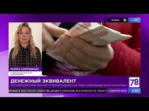 """""""Полезное утро"""" о возврате средств"""