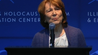Holocaust Survivor: Must Stand With Immigrants