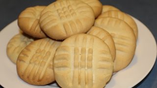 Butter Cookies (simple Baking)