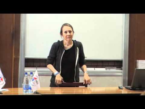Dyson Esther (open seminar). User-Generated Lecture