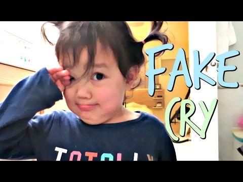 The Fake Cry - November 14, 2016 -  ItsJudysLife Vlogs