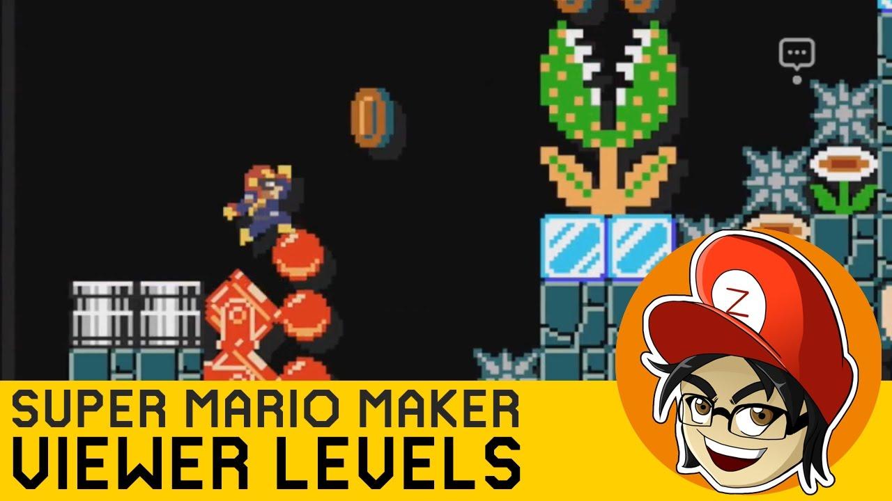 ... ) | Super Mario Maker Livestream Feb 25 2017 Part Finale - YouTube