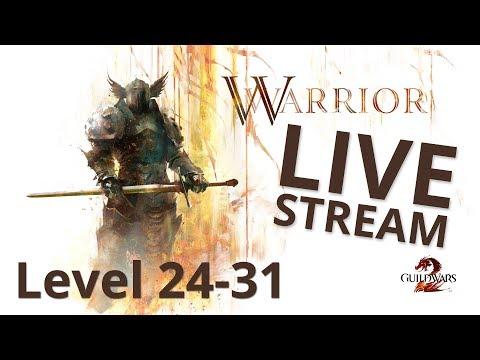 A WoW Geek plays Guild Wars... Part 7 - FIRST DUNGEON!