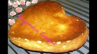 Йогуртовый бисквит
