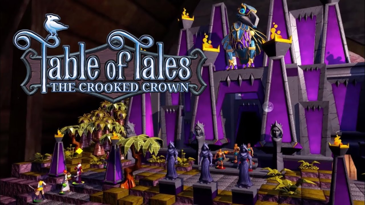 Table of Tales: The Crooked Crown | Release Trailer