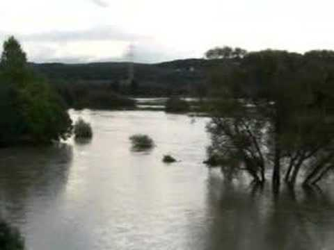 river ruhr flood part 1