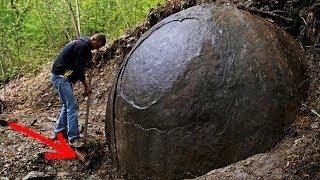 दुनिया में 10 सबसे रहस्यमय खोज | Top 10 Most Mysterious Discoveries on Earth
