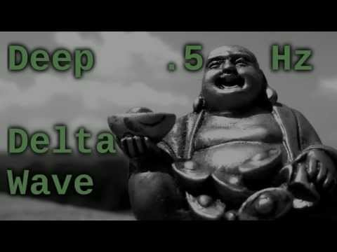 Deep Delta Wave .5 Hz Binaural Beat For Extreme Meditation 12 Hours