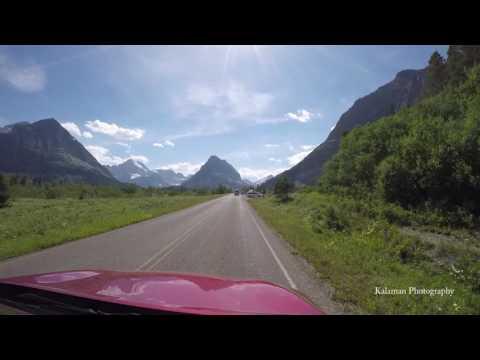 2016-07-01 Many Glacier - Glacier NP