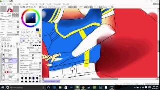 Speed painting Fire Emblem Marth