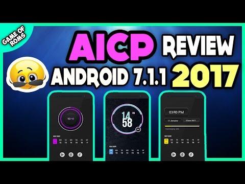Aicp 7.1.1 Rom Review Oneplus one |Beast Rom|