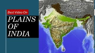 Great Plains of India -Geography