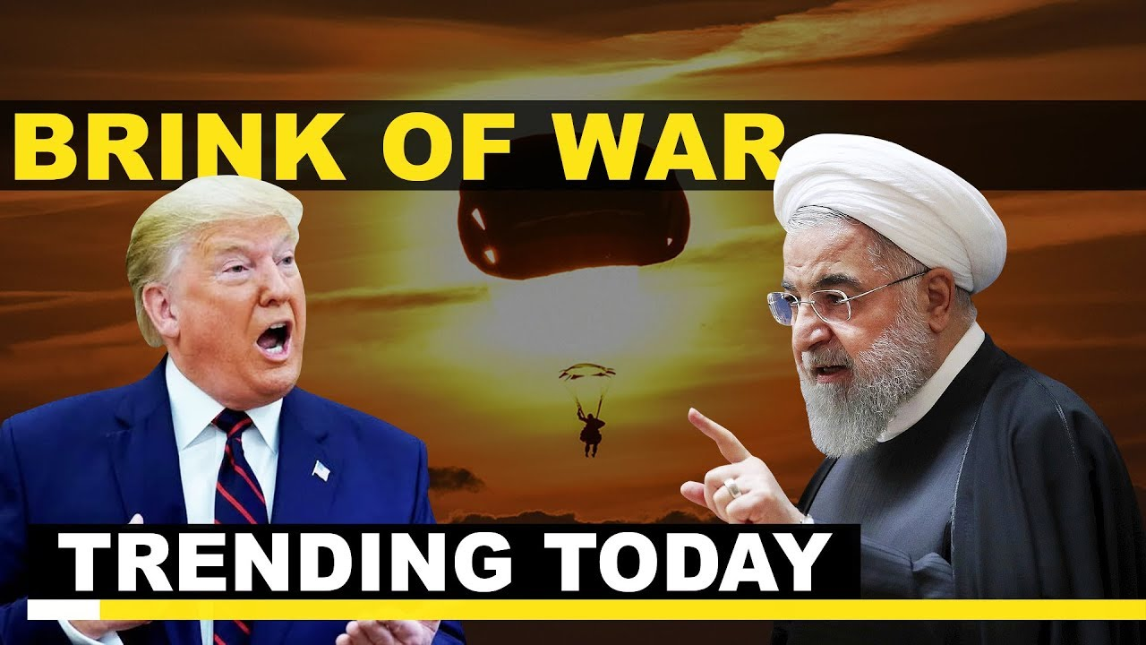 How Trump Pushed U.S. and Iran to the Brink of war