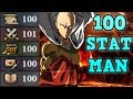 100 STAT MAN WORLD CONQUEST - Crusader Kings 2 Holy Fury