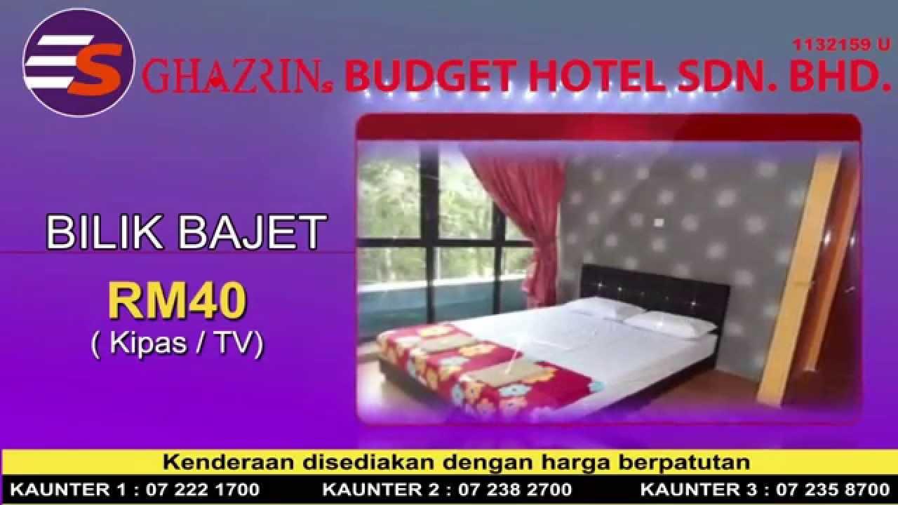 Hotel Budget Ghazrins 02