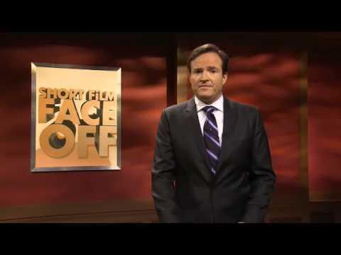 Steve Patterson hosts CBC's Short Film Face Off
