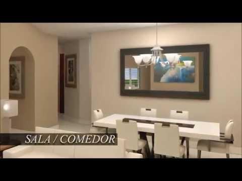Recorrido virtual funnydog tv for Casa moderna minimalista interior 6m x 12 50m