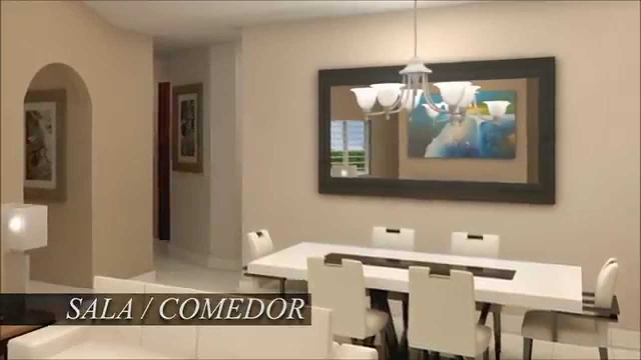 Casas mi anhelo virtual tour modelo mi anhelo 2 youtube - Mi casa virtual ...