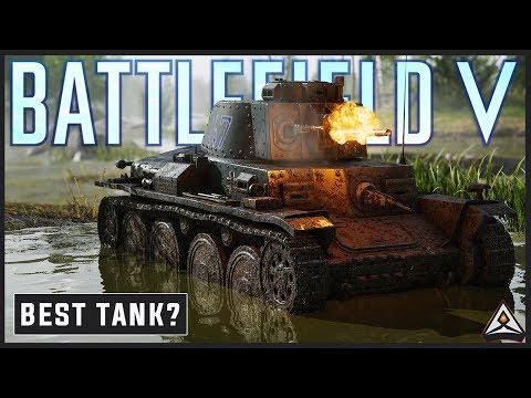 Battlefield 5 Tank Guide - Best Tanks, Specialisations, Tips and Tricks (BFV)
