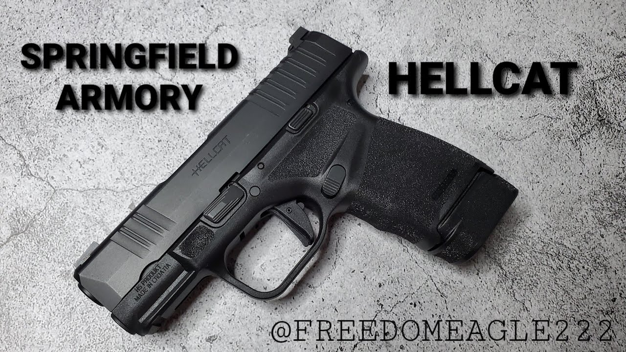 The Springfield Hellcat | Specs And Review