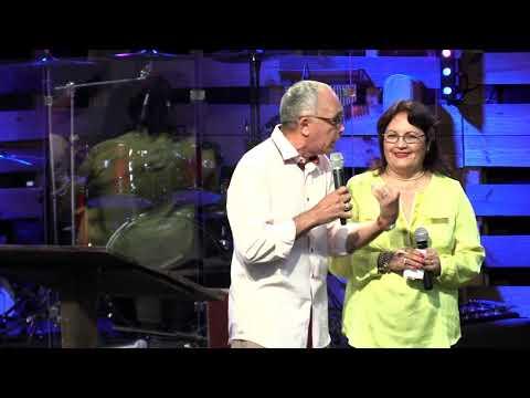 Testimonio de Pastores Tony y Margarita Franco
