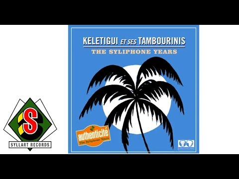 Kélétigui et ses Tambourinis - Kadia blues (audio)