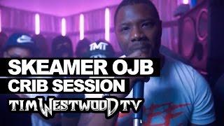 Skeamer, Skore Beezy OJB freestyle - Westwood Crib Session