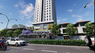 Chung cư Tecco Tower Lào Cai