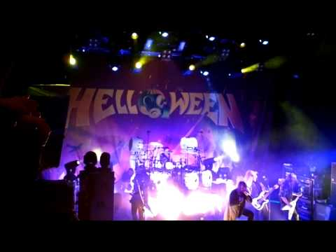 Helloween - Waiting for the Thunder,HD,Live at Rockefeller Music Hall,Oslo 02.04.2013
