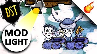 MAKE PETS LESS ANNOYING, SHARE CHESTS & MORE - Don't Starve Together MODlight