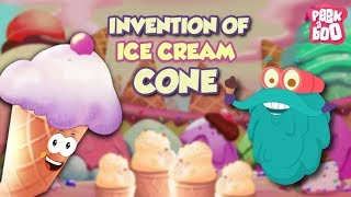 INVENTION OF ICE CREAM CONES - The Dr. Binocs Show | Best Learning Videos For Kids | Peekaboo Kidz