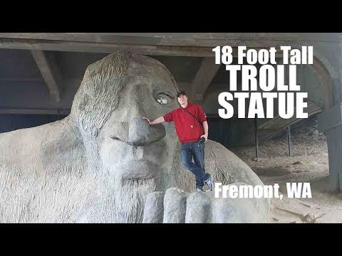 Image result for How tall is a troll?