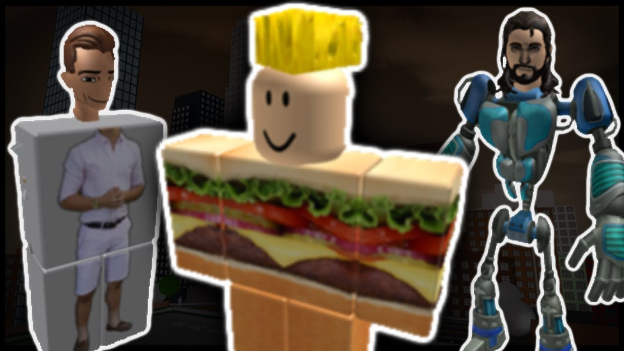 the most disturbing roblox characters ever 4