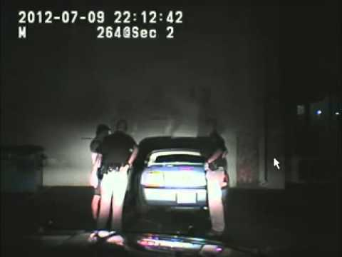 Full video - Utah Highway Patrol excessive force claim dashcam