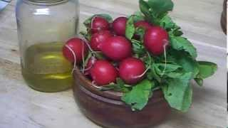"""How to Get Rid of Dry Skin with Natural Homemade Moisturizing Olive Oil Radish Face Mask Recipe"" Thumbnail"