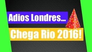 Clausura Juegos Paralímpicos de Londres 2012 - Paralympic Games 2012